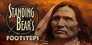 Standing Bears Footsteps